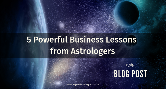 5 Powerful Business Lessons from Astrologers