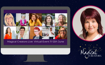 What can you expect at the Magical Creators Live event in June?